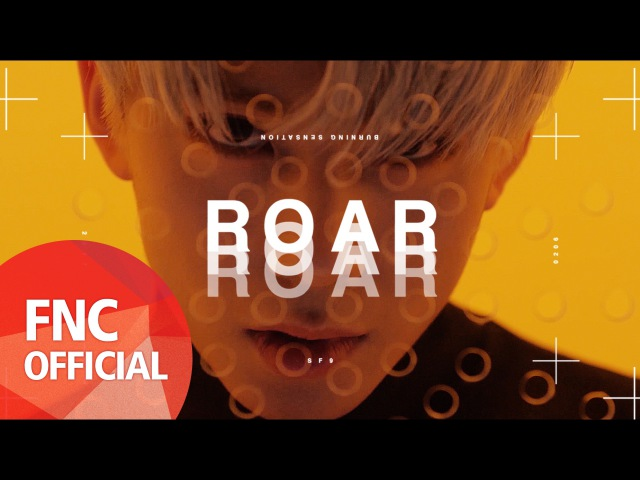 SF9 부르릉 ROAR Teaser 1 Set a Fire кфк