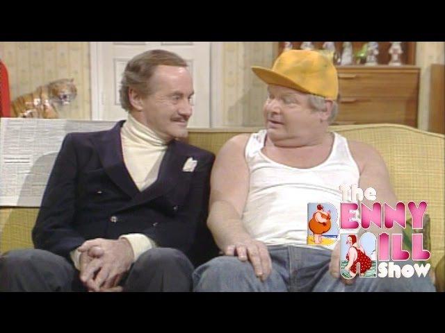 Benny Hill - Wife-Swap (1986)
