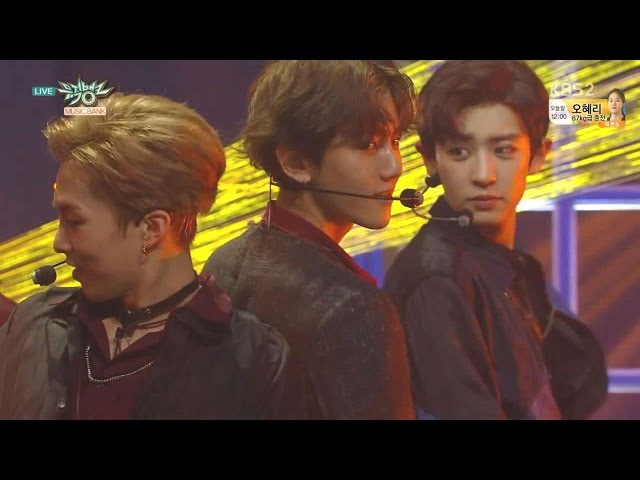 EXO_Comeback Stage Lotto_KBS MUSIC BANK_2016.08.19