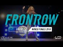 Dytto | FrontRow | World of Dance Finals 2016 | WODFinals16