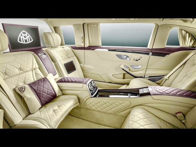 2018 Mercedes-Maybach S600 Pullman - The BEST of the BEST