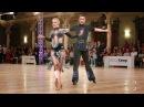 Artur Balandin Anna Salita danceComp Wuppertal 2017 WDSF WO LAT solo J