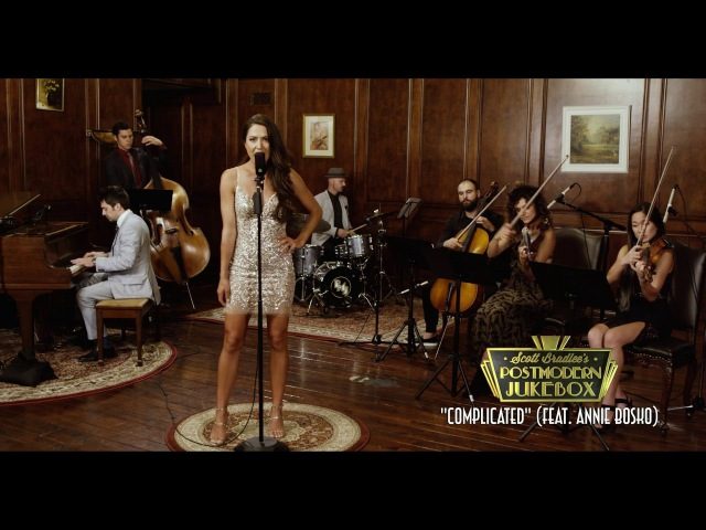 Complicated Postmodern Jukebox Avril Lavigne Cover ft Annie Bosko