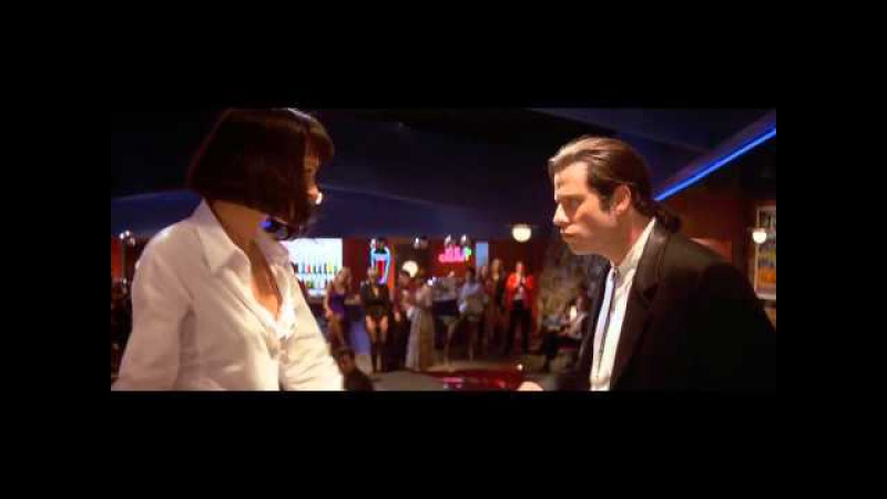 Pulp Fiction You Never Can Tell [HD]