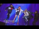 [풀버전] 흥이 차오른다! 딘딘x김보아x주헌 Shall We Dance♪  힙합의 민족2 12회