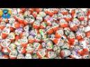 30 Киндер Сюрпизов,Unboxing Kinder Surprise Eggs Маша и Медведь,Фиксики,Лунтик,Май Литл Пони