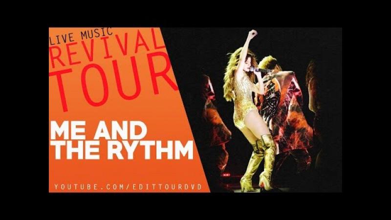Selena Gomez - Me The Rhythm Live Revival Tour 2016 - DVD
