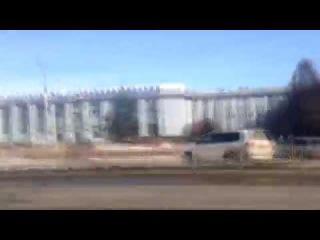 Иркутск - погоня за 480 автобусом. Политех - Луговое.