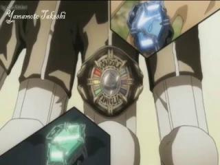 tsuna vs. Byakuran