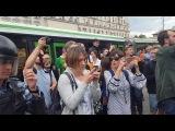 Митинг 12.06.2017 Москва. #ОнНамНеДимон. #ДимонОтветит