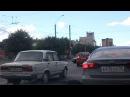 Воронеж 10.07.17 АвтоХам - разворот на красный Зачем? Ведь мог подождать 30 секунд
