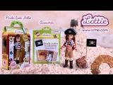 Lottie dolls: Pirate Queen Lottie based on the famous Grace O Malley in Ireland