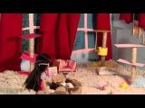 Pandora's Box Lottie doll and Pandora the Persian Cat