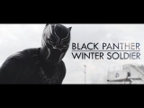 Black Panther and Winter Soldier I will kill him myself.