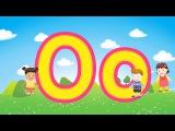 Letter O  ABC Song for Children  Английский алфавит, Детские песни на английском