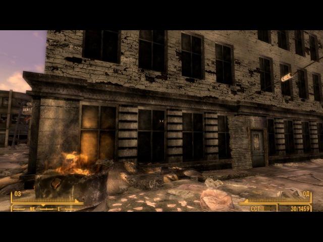 Fallout New Vegas Вербовка робота