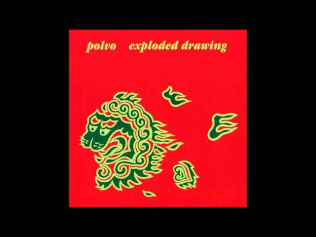 Polvo - Exploded Drawing (1996) [Full Album]
