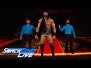 WWE Champion Jinder Mahals jaw-dropping entrance SmackDown LIVE, June 6, 2017
