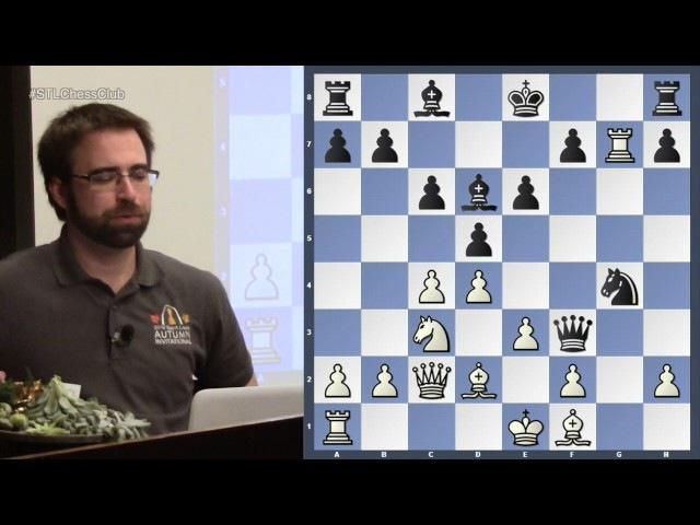 The Complete Semi-Slav Part 5: Shirov-Shabalov Gambit (7.g4)   Chess Openings Explained