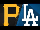 5/10/17: Maeda keeps Pirates in check for a big win