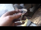Как сделать тормозной рычаг для shimano slx/xt/saint. Homemade lever