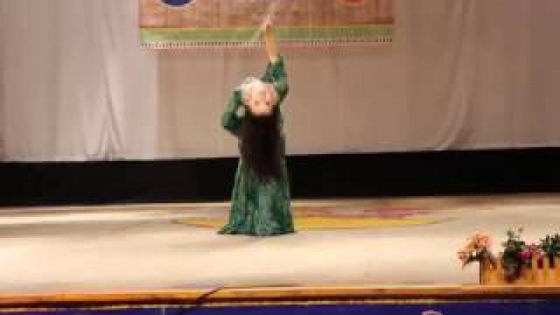 ИРАК. Восточный танец. Iraqi dance. Karabaeva Gulvira.