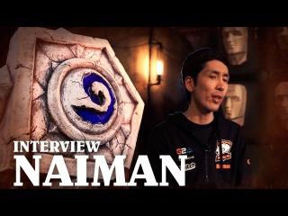 Interview with Naiman | SL i-League Hearthstone StarSeries Season 3
