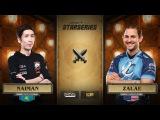 [RU] Naiman vs Zalae | SL i-League Hearthstone StarSeries Season 3 (09.06.2017)
