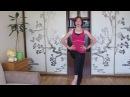 Быть стройной легко! Пилатес дома: тренировка для бёдер и ягодиц. Pilates abs workout for 30 minutes