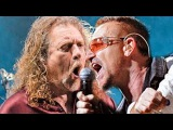 U2 &amp Robert Plant -