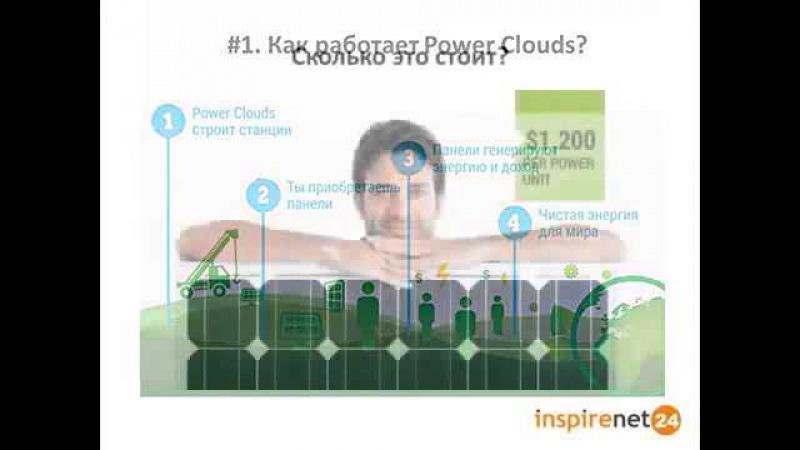 Солнечная энергетика Инвестиции в будущее и сохранение планеты с Power Clouds