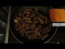 Как сделать домашние сухарики с чесноком на сковороде Битард671