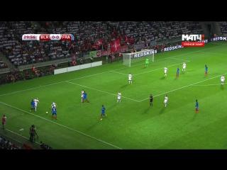Беларусь 0:0 Франция | Чемпионат Мира 2018 | Отборочный турнир | Обзор матча