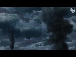 Youjo Senki 7 серия русские субтитры Risens Team / Военная хроника маленькой девочки 07 эпизод