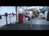 Laci Kay Somers (США) - красивая, и спортивная фотомодель. Тренировка в фитнес зале. Рекомендую!