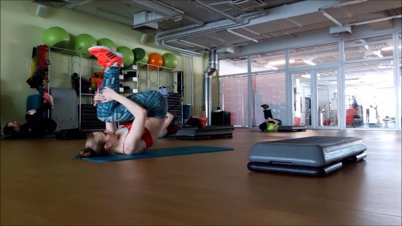Stretching Fitness24 Народная