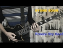 Stone Sour – Freeze Dry Seal guitar cover by Marteec
