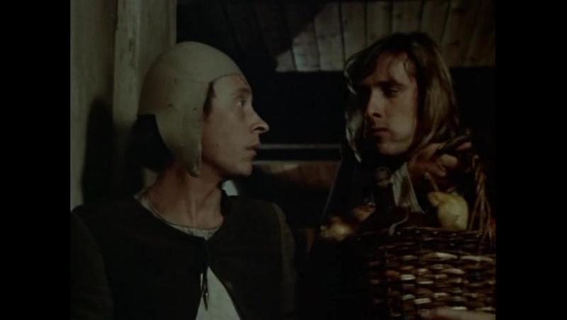 Легенда о Тиле. Фильм первый. Пепел Клааса (1 серия из 2, 1976)