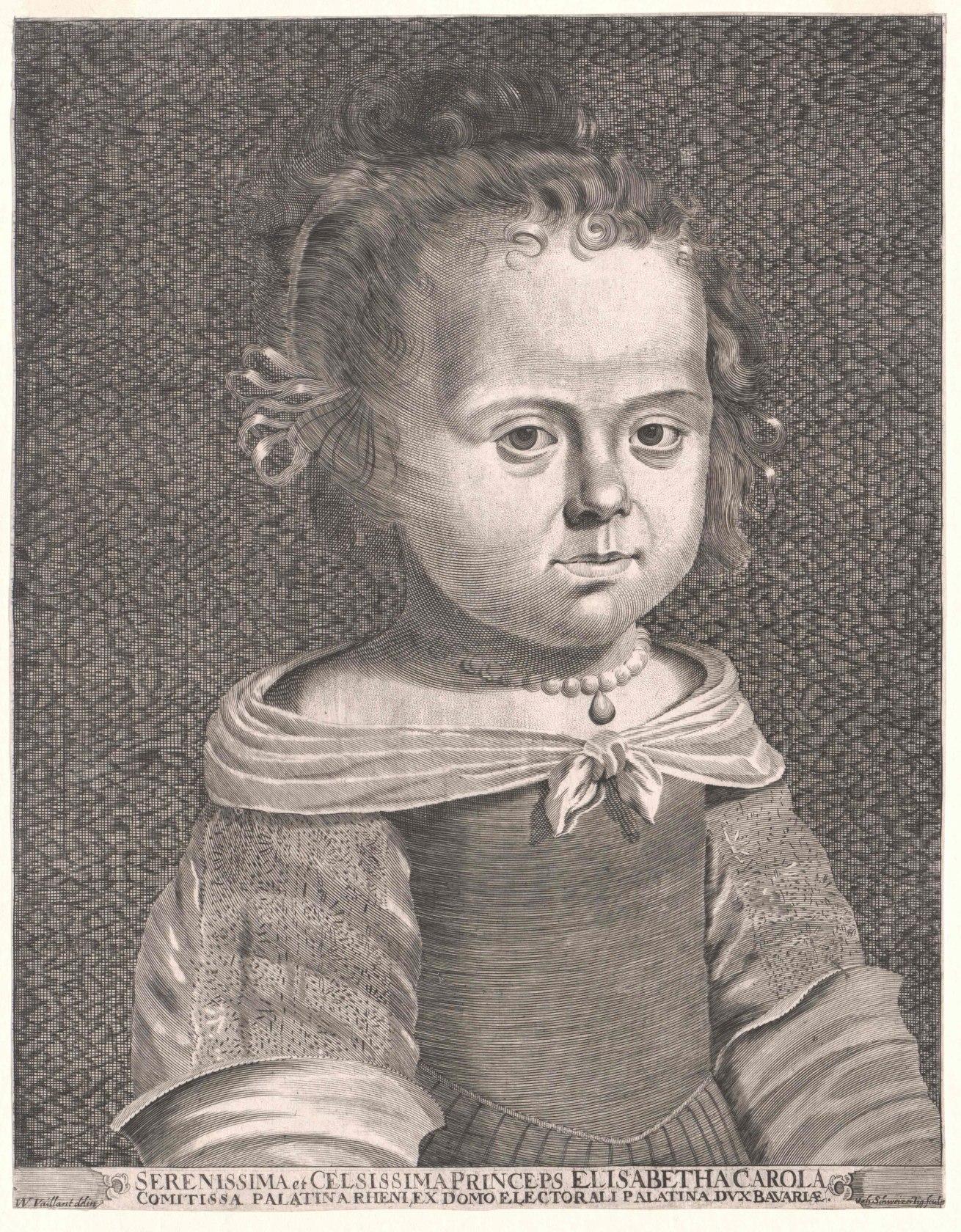 К 365-летию Елизаветы Шарлотты Пфальцской, герцогини Орлеанской (1652-1722)