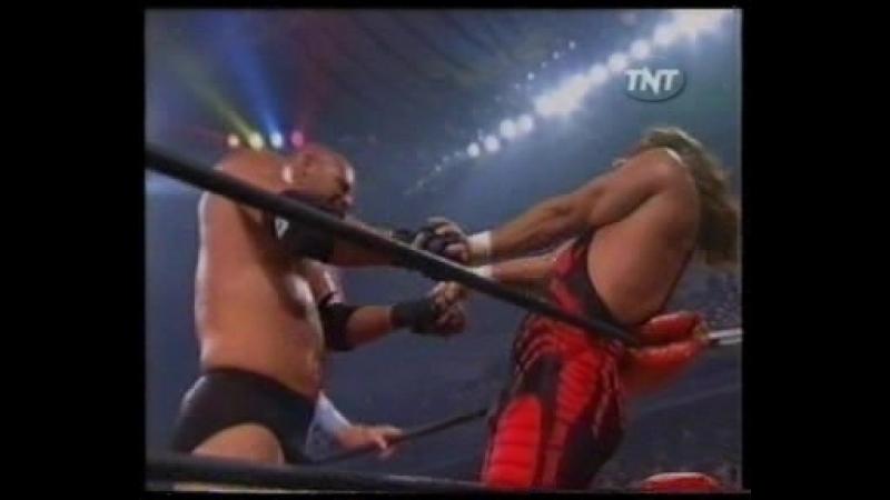 WCW.Nitro.1998.-.Goldberg.vs.Sting