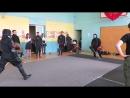 Павленко - Гнездилов меч-баклер ТЧ 2 круг
