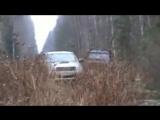 Toyota Hilux & УАЗ Хантер (трофи)