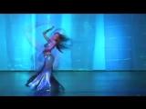 Superb,Hot Arabic Belly Dance AIDA 8511
