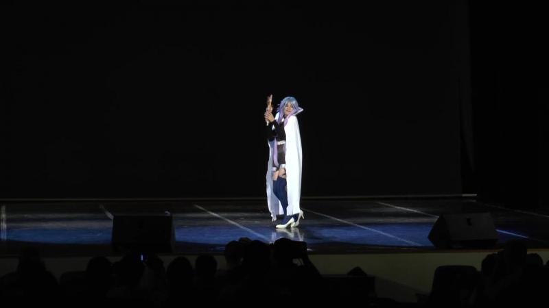 AniCon 2016. Одиночное anime-дефиле - Kazuki Fuchouin - Sitori Cartwright (Makai Ouji: Devils and Realist)