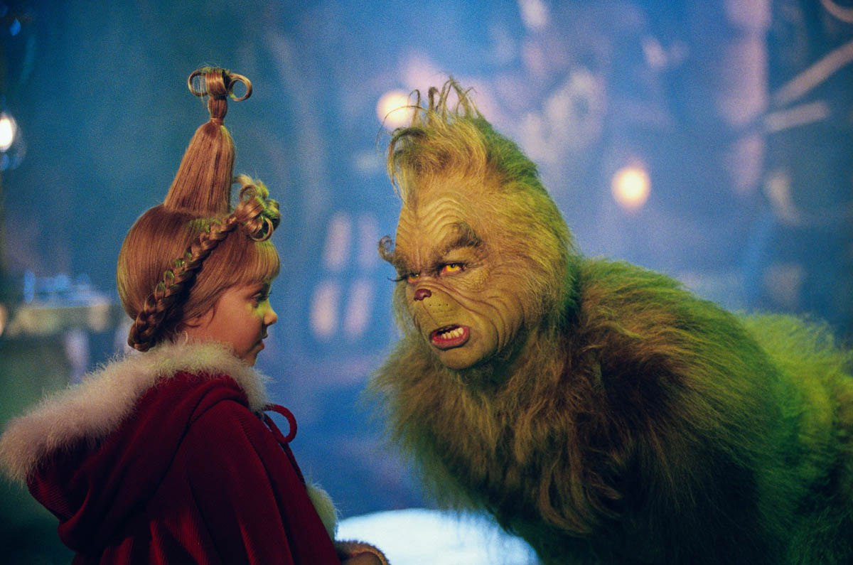 how the grinch stole christmas Grinch [] [angrily] blast this christmas music it's joyful and triumphant one man's toxic sludge is another man's potpourri i am the grinch that stole christmas.