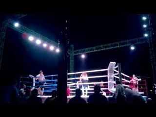 Михаил Шейн (г.Пенза) vs Идрис Амижаев (г.Грозный)