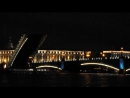 Санкт-Петербург. Развод Троицкого моста!