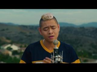 Певец Kenon исполнил балладу о любви Lady Gaga