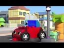 Новый мультфильм про машинки - ЧиЧиЛэнд - Комбинация - Мультик 1 - Машины из конструктора