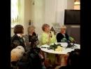 Пресс-конференция выставки «Эдита Пьеха: я родилась дважды» в Шереметевском дворце.